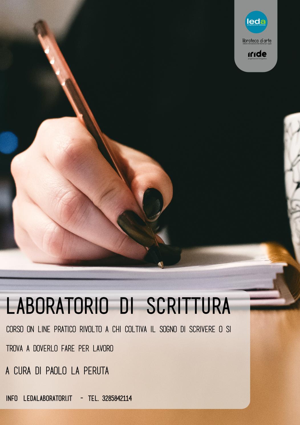 Laboratorio on-line di Scrittura