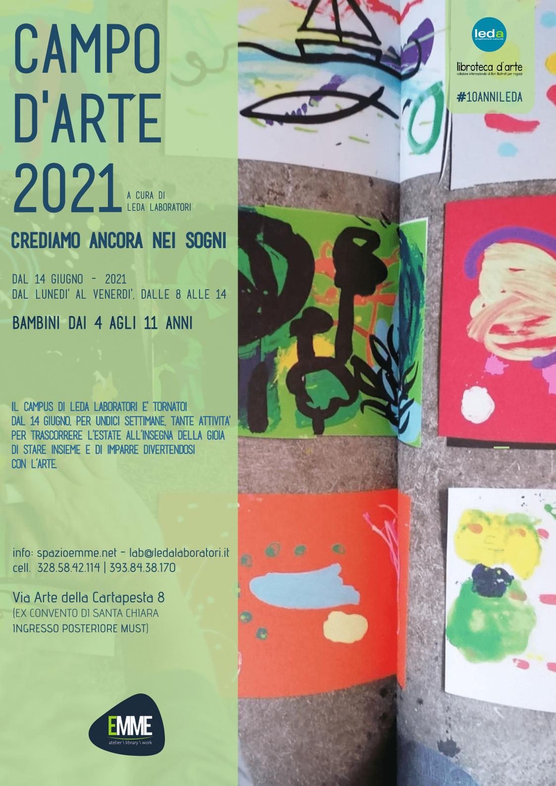 Campo d'arte 2021